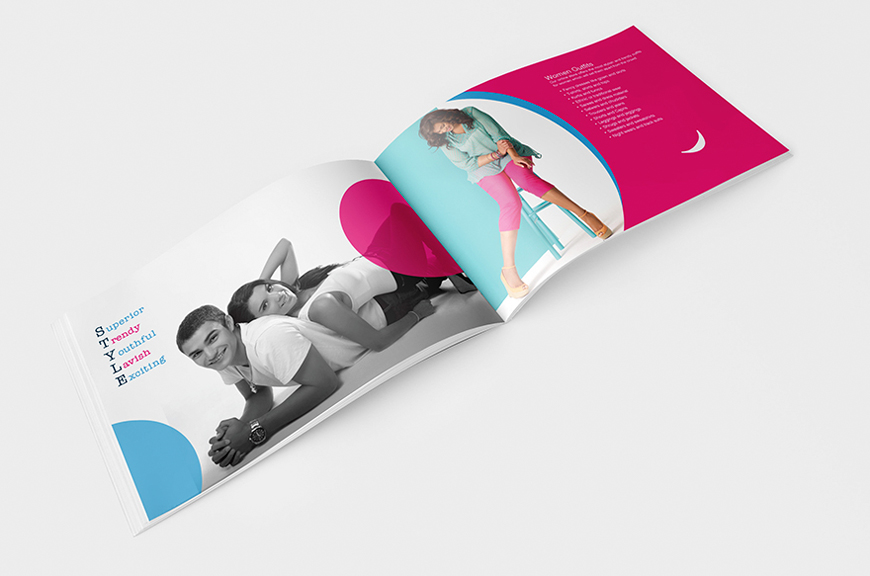 Buybon Brochure, Branding, Project, Work, Kanvas Communications