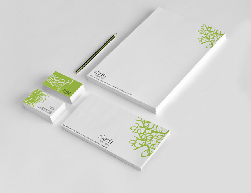 Ahivevrs Academy, Corporate Identity, Work, Kanvas Communications