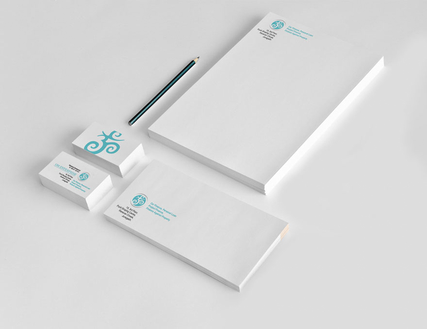 Om Enterprises, Corporate Identity, Work, Kanvas Communications