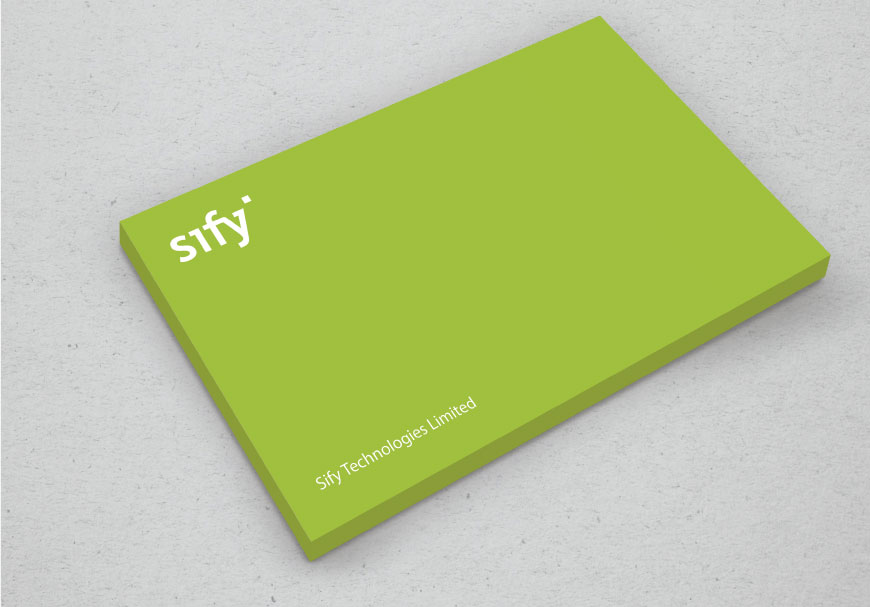 Award Winning Coffee Table Book Designed for Sify Technologies, Project, Work, Kanvas Communications