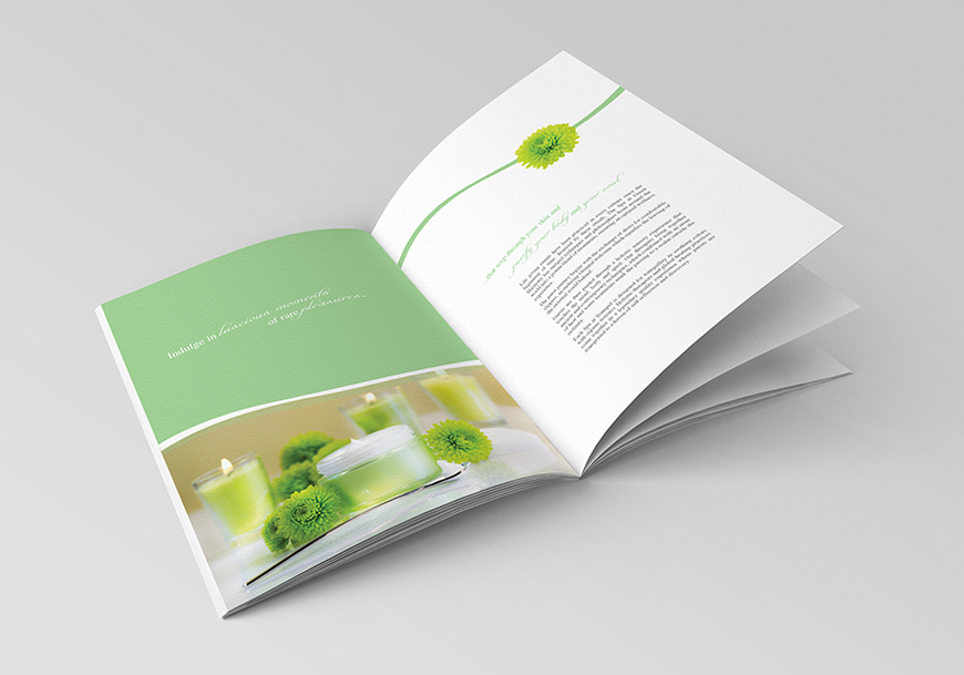 The Tranquil, Corporate Identity, Work, Kanvas Communications